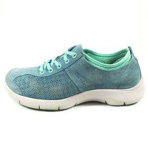 Dansko Elise Suede Comfort Walking Shoes